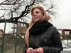 Public Fuck With Teen Amateur European Babe And New chum 10
