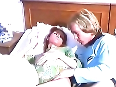 vintage pregnant wife handjob
