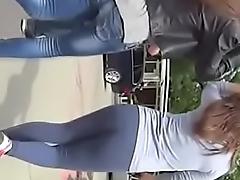 Adolescentes en Leggings