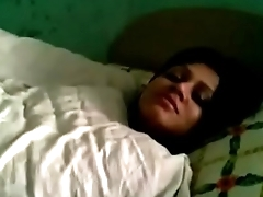 Desi unsubtle showing her pink pussy