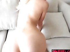 Elsa Jeans stretched pussy getting romp so hard
