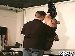 Sexy hotties are into bondage