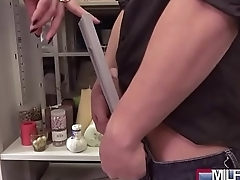Polish MILF fucks to gushing squirt(Ania Kinski) 01 mov-13