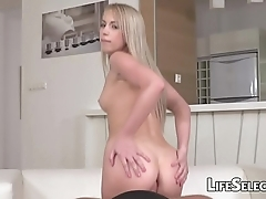 Kira Thorn - Stick drenching where you want drenching