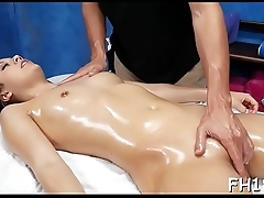 Massage cheerful ending episode