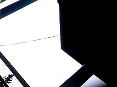 upskirt metro escalera cdmx