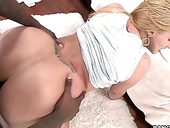 She has the best ass for Anal and BBC