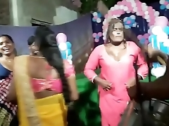 Recording Dance Telugu in Private Party-Kakinada-