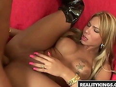 RealityKings - Tranny Surprise - (Vivian Dorto) - Da Samantha Rone