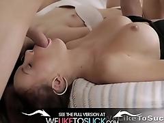 Weliketosuck - Best Friends Share - Cock Sucking