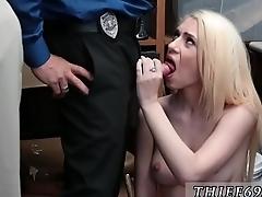 Hd milf big tits blonde threesome Attempted Thieft