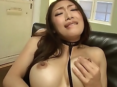 Superb milf Reiko Kobayakawa hard toy sex on cam  - More at Japanesemamas.com