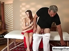 Tricky SPA Scene Video   Steven St. Croix and Haley Banks video-03