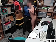 Sexy Teen Thief Will Become Better