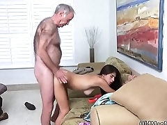 Wife cheating and husband angry let her be fucked by amateur first