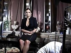 Aria Giovanni - Aziani shoot BTS 6