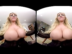 Fuck Kayla Kayden'_s big tits in the office - Naughty America VR