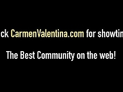 Carmen Valentina Kendra Lynn &amp_ Kate England In Lesbo 3Way!