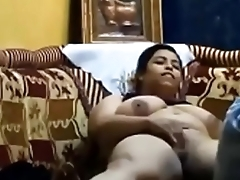 Desi big boobs Mallu Aunty fucked by young boy