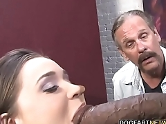 Tiffany Star Fucks Huge Black Dick In Front Of Her Cuckold Fan