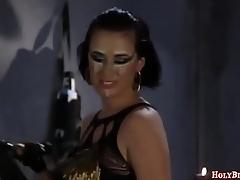 Bondage beside Extreme Kink Femdom