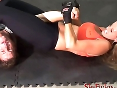 Teased, Taunted &amp_ Brutalized - Cassidy Likes to Beat