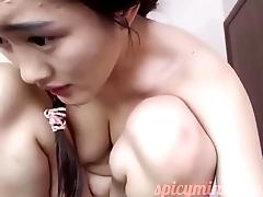 Super Creamy Asian Pussy