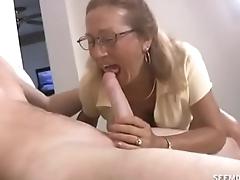Milf n Teen Suck And Hooey A Big Cock