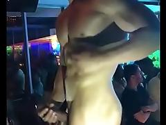 Disco Gay Stripper nude