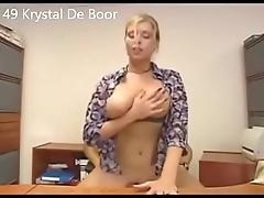 My Top 100 Hardcore Pornstars