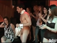 Bachelorette party porn