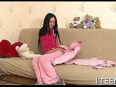 Salacious vagina pounding