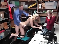 Cop fuck in jail A mother and crony'_s daughter who have been caught