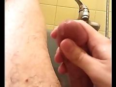 Relaxing Antiseptic Tantric Cumshot