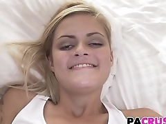 Lustful Madison Hart Gets Nailed By Stepdad
