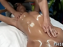 Carnal erotic massage