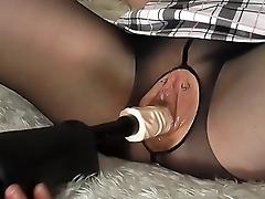 Fucking machine - Amateur MILF Multiple Orgasms - milfingrid