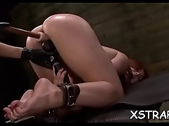 Monstrous dong rip redhead'_s love tunnel