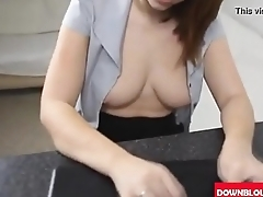 awesome boobs downblouse