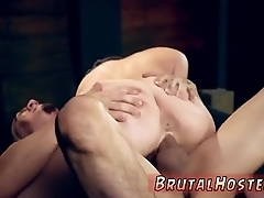 Bdsm fisting double and hot blonde enslavement xxx When he'_s done using