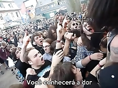 THY ART IS MURDER - Reign Of Darkness LEGENDADO EM PORTGUES Execute BRAZIL