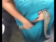 Bengali hot Rani didi sexy striping in the shower