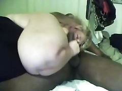 MY fat white BBC hog slave bitch I MET ON TAGGED roberta 4