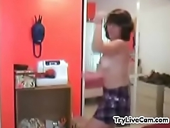 Italian slut dancing be worthwhile for you at TryLiveCam.com
