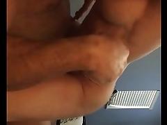 Amateur solo &amp_ fuck