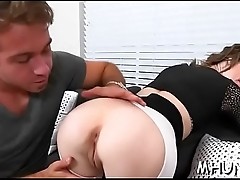 Pussy-hammering for a mother i'_d like to fuck