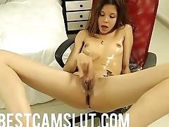 Stunning pussy masturbation on cam - bestcamslut.com