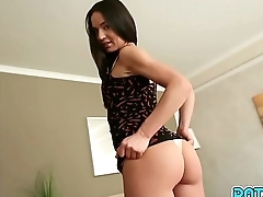 Date Slam - First date anal sex with red-hot Russian girl - Part 1