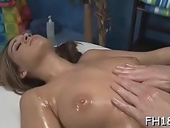 Glum sex massage