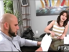Oral sex games followed by fucking